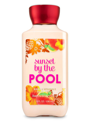 Signature Collection Sunset By The Pool Body Lotion - Bath And Body Works