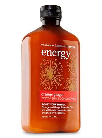 Aromatherapy Orange Ginger Body & Shine Conditioner - Bath And Body Works