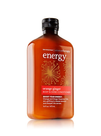 Aromatherapy Orange Ginger Body & Shine Conditioner - Bath And Body Works