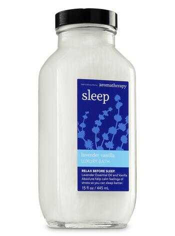 Aromatherapy Lavender Vanilla Luxury Bath - Bath And Body Works