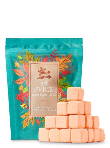 Warm Vanilla Sugar Mini Bath Fizzies, 16-Pack