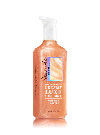 Seaside Citrus Creamy Luxe Hand Soap - Bath And Body Works