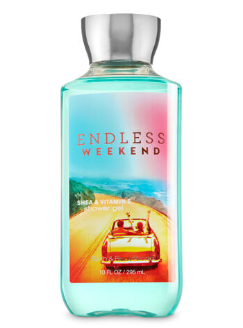 Signature Collection Endless Weekend Shower Gel - Bath And Body Works
