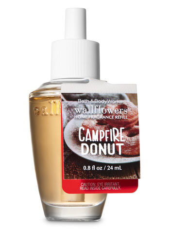 Campfire Donut Wallflowers Fragrance Refill - Bath And Body Works