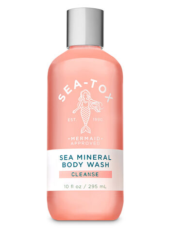 Sea-Tox Sea Mineral Body Wash - Bath And Body Works