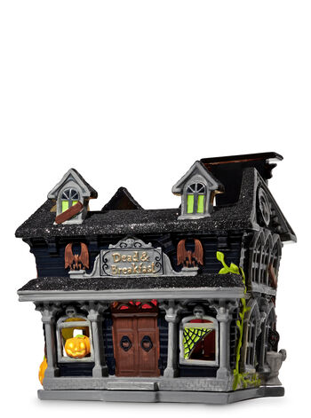 Haunted Inn 3-Wick Candle Holder