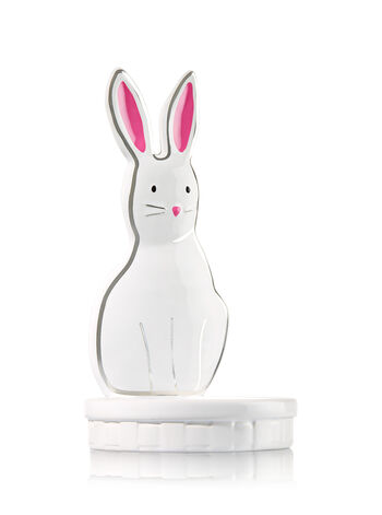 Easter Bunny 3-Wick Candle Holder