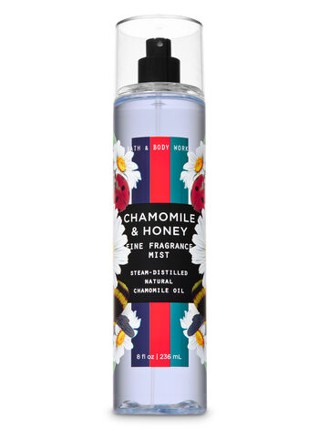 Chamomile & Honey Fine Fragrance Mist - Bath And Body Works