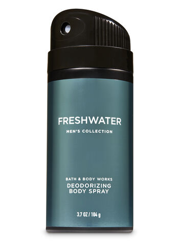 Signature Collection Freshwater Deodorizing Body Spray - Bath And Body Works