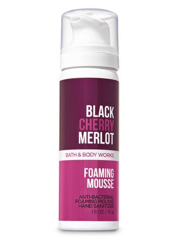 Black Cherry Merlot Foaming Hand Sanitizer - Bath And Body Works