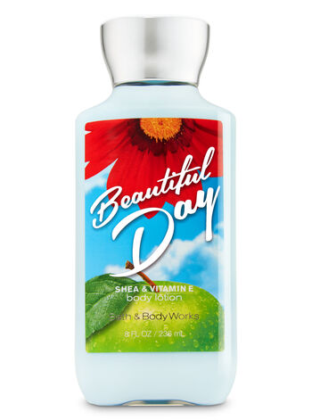 Signature Collection Beautiful Day Body Lotion - Bath And Body Works