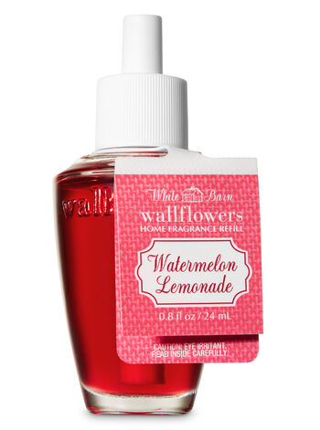Watermelon Lemonade Wallflowers Fragrance Refill - Bath And Body Works