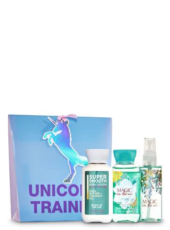 Magic in the Air Unicorn Trainer Mini Gift Set