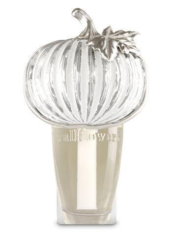 Metallic Pumpkin Nightlight Wallflowers Fragrance Plug