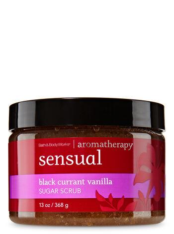 Aromatherapy Black Currant Vanilla Sugar Scrub - Bath And Body Works