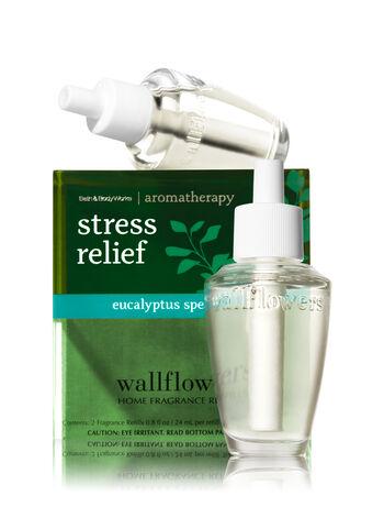 Eucalyptus Spearmint Wallflowers 2-Pack Refills - Bath And Body Works
