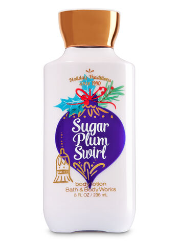 Signature Collection Sugar Plum Swirl Body Lotion - Bath And Body Works