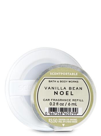 Vanilla Bean Noel Scentportable Fragrance Refill - Bath And Body Works
