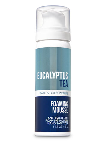 Eucalyptus & Tea Foaming Hand Sanitizer - Bath And Body Works