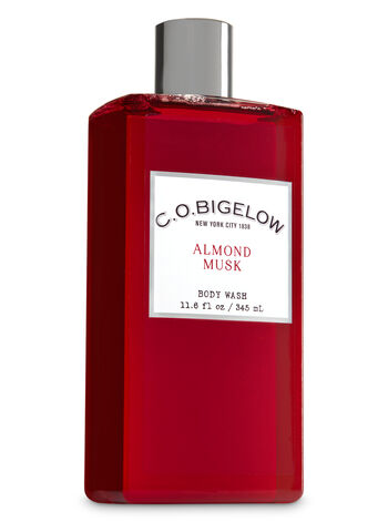 C.O. Bigelow Almond Musk Body Wash - Bath And Body Works
