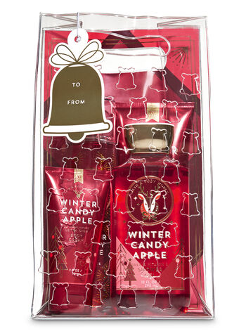 Winter Candy Apple Holiday Traditions Gift Set