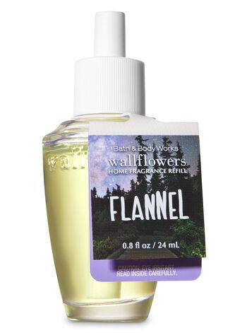 Flannel Wallflowers Fragrance Refill - Bath And Body Works