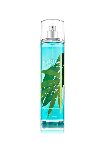 Signature Collection Rainkissed Leaves Fine Fragrance Mist - Bath And Body Works