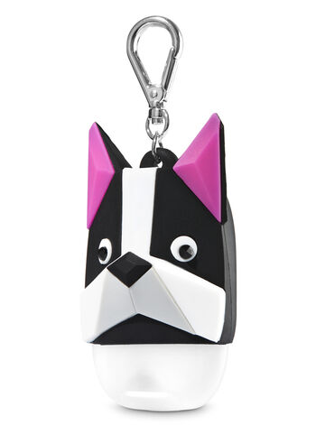 Boston Terrier PocketBac Holder - Bath And Body Works