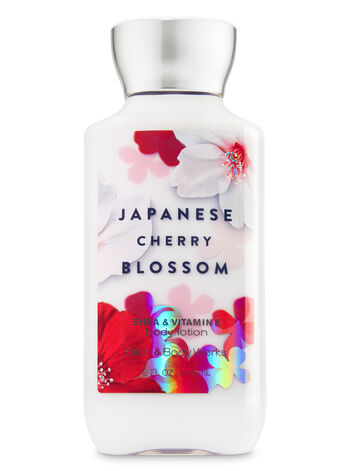 Signature Collection Japanese Cherry Blossom Body Lotion - Bath And Body Works