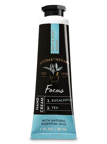 Aromatherapy Eucalyptus Tea Hand Cream - Bath And Body Works