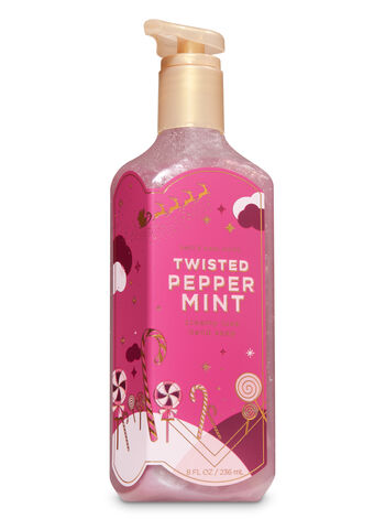 Twisted Peppermint Creamy Luxe Hand Soap - Bath And Body Works