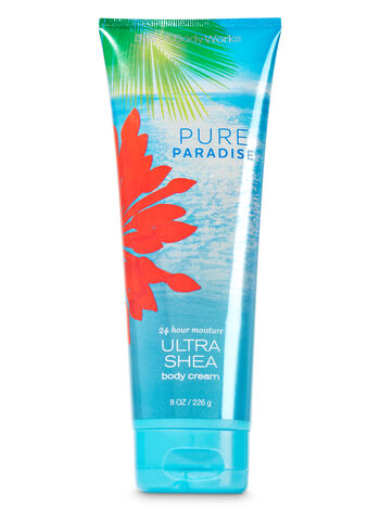 Signature Collection Pure Paradise Body Cream - Bath And Body Works