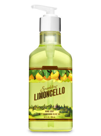 Sparkling Limoncello Hand Soap with Olive Oil - Bath And Body Works