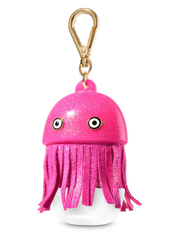 Pink Jelly Fish Light-Up PocketBac Holder - Bath And Body Works