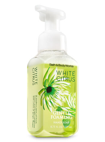 White Citrus Gentle Foaming Hand Soap - Bath And Body Works