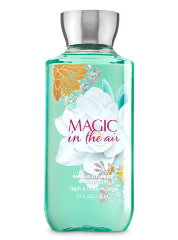 Signature Collection Magic in the Air Shower Gel - Bath And Body Works