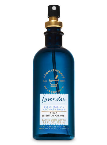 Lavender 5-in-1 Essential Oil Mist - Bath And Body Works
