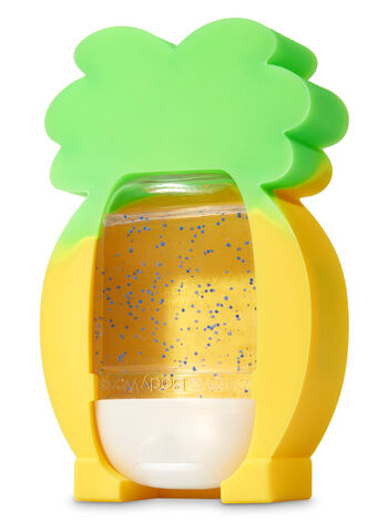 Tropical Pineapple Desk PocketBac Holder