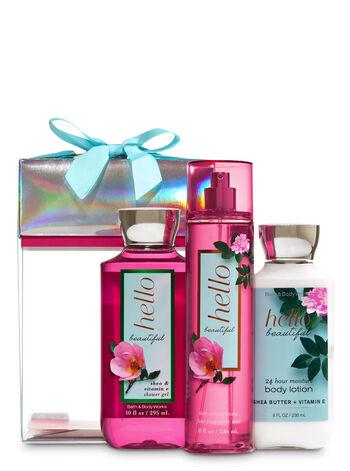 Hello Beautiful Box Gift Set