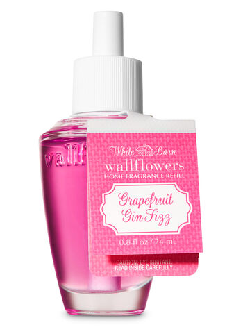 Grapefruit Gin Fizz Wallflowers Fragrance Refill - Bath And Body Works