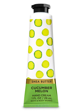 Cucumber Melon Hand Cream - Bath And Body Works