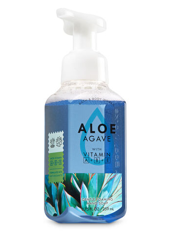 Aloe Agave Gentle Foaming Hand Soap - Bath And Body Works