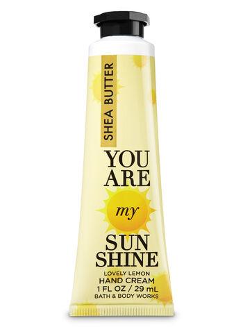 You are My Sunshine Hand Cream - Bath And Body Works