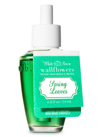Spring Leaves Wallflowers Fragrance Refill - Bath And Body Works
