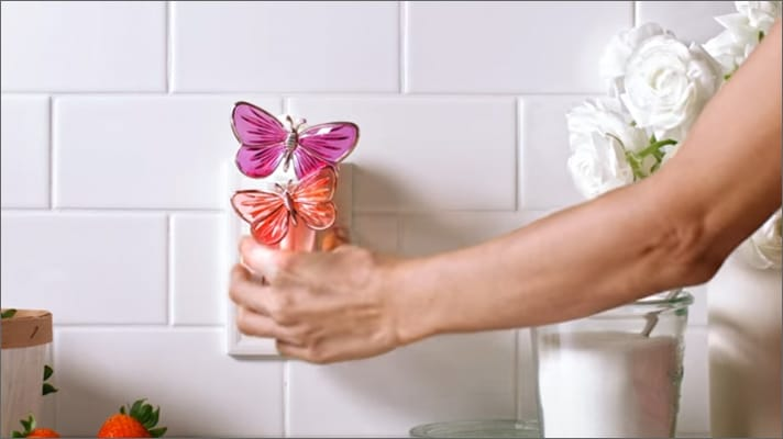 Wallflowers: always-on fragrance