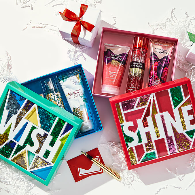 Photo of gift sets