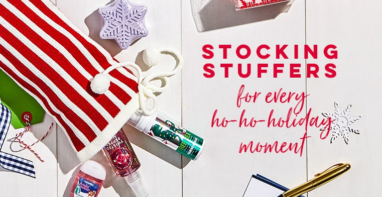 Stocking stuffers for every ho-ho-holiday moment.