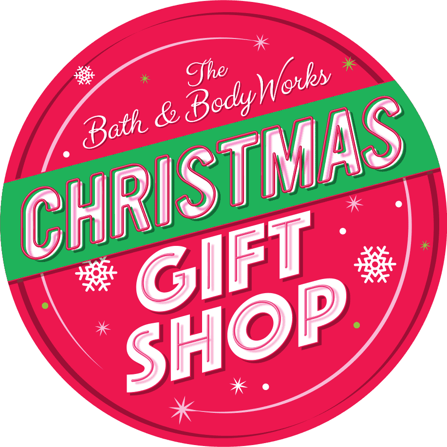 The Bath & Body Works Christmas Gift Shop