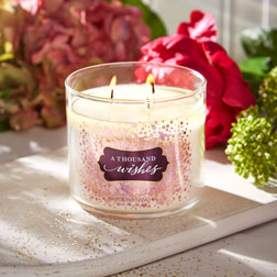 A Thousand Wishes 3-Wick Candle - Bath And Body Works