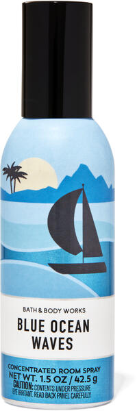 Blue Ocean Waves Concentrated Room Spray